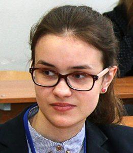 Dominika Wasilewska wygrała olimpiadę polonistyczną Fot. Marian Paluszkiewicz
