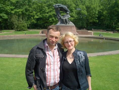 Za kilka lat Krystyna i Henryk obchodzić będą 30- lecie małżeństwa Fot. z albumu rodzinnego