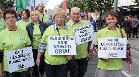 Związkowcy planują szereg akcji i poważnych dyskusji w całym kraju Fot. Marian Paluszkiewicz