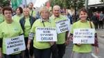 W przeddzień 1 maja związkowcy żądają godnych warunków pracy