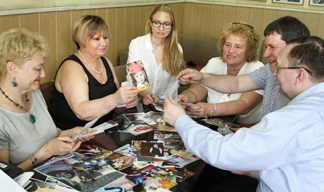Komisja wytypowała zdjęcia 63 finalistów Fot. Marian Paluszkiewicz