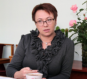 Edyta Zubel Fot. Marian Paluszkiewicz