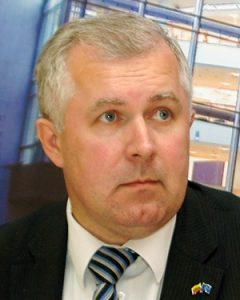 Arvydas Anušauskas Fot. Marian Paluszkiewicz