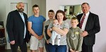 W Międzynarodowym Dniu Rodziny uczczono rodziny rejonu wileńskiego