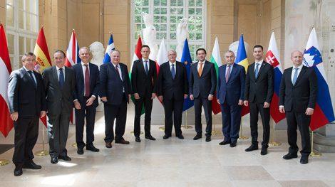 Spotkanie ministrów spraw zagranicznych UE w Warszawie Fot. msz.gov.pl