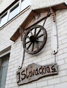Ulica Juliusza Słowackiego znajduje się w dzielnicy Nowa Wilejka Fot. Marian Paluszkiewicz