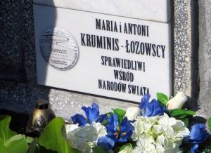 Tabliczka pamięci została umieszczona tu przed kilku dniami Fot. Anna Pieszko
