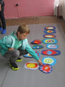 Gotowe prace zostaną zaprezentowane na wernisażu wieńczącym Letnią Szkołę Artystyczną Fot. Anna Pieszko