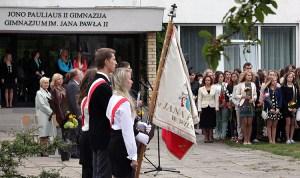 W czołówce ogólnokrajowego rankingu szkół są również gimnazja z polskim językiem nauczania Fot. Marian Paluszkiewicz
