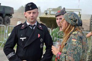 """Ale """"wyborowe"""" towarzystwo... Fot. Krzysztof Subocz"""
