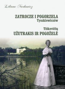 Najnowsza książka Liliany Narkowicz Fot. archiwum Liliany Narkowicz