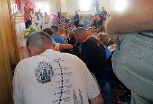 Jaszuny były przedostatnim etapem drogi do Ostrej Bramy Fot.Anna Pieszko