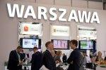 Warszawa zaprezentuje  się na EXPO REAL 2016