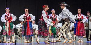 """""""Dla nas to ogromna motywacja, żeby podwyższać swój poziom"""" — podkreśla Łukasz Kamiński, tancerz """"Wilii"""" Fot. Marian Paluszkiewicz"""