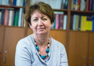 """""""Dużo pisałam o tym naukowo, teraz chciałam to pokazać w bardziej przystępny sposób"""" — mówi Krystyna Rutkowska Fot. zw.lt"""