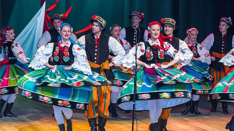 """Choreograf """"Wilii"""" — Marzena Suchocka — mogła być dumna z tancerzy, ponieważ wypadli wspaniale Fot. Marian Paluszkiewicz"""