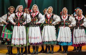 Widzów oczarowała melodia i zawodowo wykonane pieśni Fot. Marian Paluszkiewicz