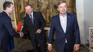 Po wygranych wyborach Litewski Związek Chłopów i Zielonych obiecuje radykalne zmian Fot. Marian Paluszkiewicz
