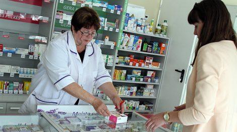 Ceny leków na Litwie są dużo wyższe niż w sąsiedniej Polsce Fot. Marian Paluszkiewicz