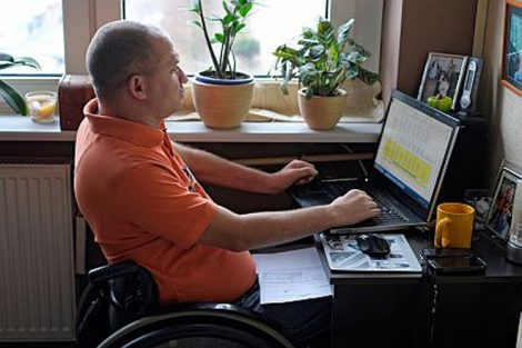 Zmiana finansowania spowoduje wzrost liczby bezrobotnych wśród osób niepełnosprawnych Fot. archiwum