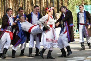 W swym repertuarze zespół postawił na różnorodność   Fot. Marian Paluszkiewicz