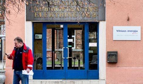 """""""Vilniaus energija"""" nie skorzystała z możliwości zakupu tańszego paliwa od innych dostawców i to mogło mieć negatywny wpływ na konkurencję i cenę na paliwo dla odbiorców Fot. Marian Paluszkiewicz"""