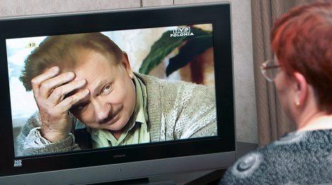 Retransmisja jednej z popularnych polskich telewizji na Wileńszczyźnie jest bardzo potrzebna Fot. Marian Paluszkiewicz