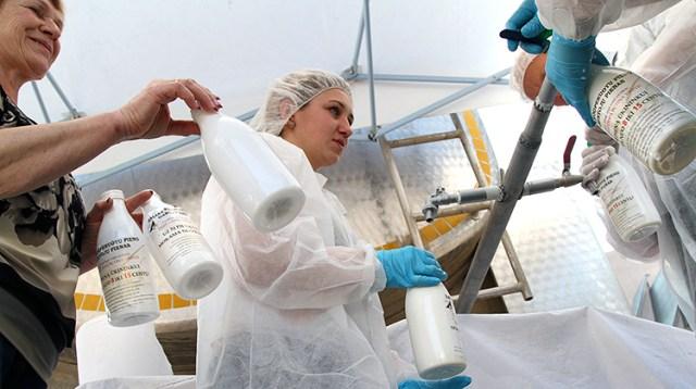 Cena na produkty mleczne średnio wzrosła o 10-14 centów Fot. Marian Paluszkiewicz