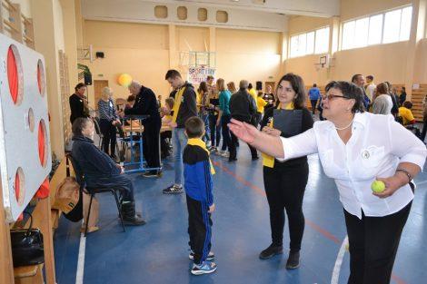 Trzynaste święto osób niepełnosprawnych cieszyło się dużym zainteresowaniem     Fot. Z. Żdanowicz