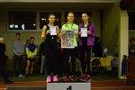 Medale biegaczy rejonu wileńskiego w Poniewieżu