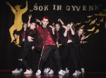 Pierwszy Festiwal Tańca Współczesnego w Rudominie