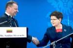 Spotkanie Rady Ministrów Państw Bałtyckich i Polski w Tallinie