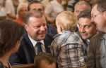Premier Litwy odwiedził wspólnotę litewską w Polsce