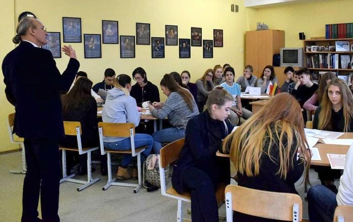 Wileńskie gimnazja w europejskim projekcie ERASMUS+
