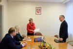 Goście z Polski odwiedzili rejon wileński