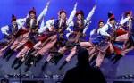 """Niesamowity, wspaniały, fantastyczny – zespół """"Mazowsze"""" śpiewał i tańczył w Wilnie"""