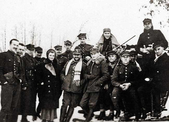 """Zagończyk """"Łupaszka"""" (VI)"""