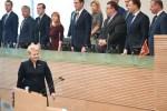 Doroczne orędzie prezydent: Polska strategicznym partnerem Litwy