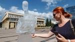 Rzeźba z lodu, czyli pytanie  o przejrzystość litewskich polityków