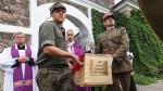 Polska spełniła obowiązek wobec swoich obrońców – pogrzeb żołnierzy AK w Ejszyszkach