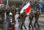 Defilada wojskowa z okazji 100. rocznicy odrodzenia sił zbrojnych Litwy
