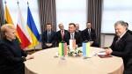 Echa wizyty Grybauskaitė w Polsce:dźwięczny akord czy spóźnione spotkanie