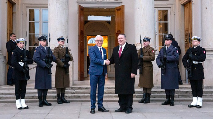 Spotkanie ministerialne w Warszawie: zwiększyć bezpieczeństwo na Bliskim Wschodzie