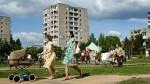 Ćwiczenia ewakuacyjne na wypadek awarii w białoruskiej elektrowni jądrowej