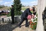 Karczewski w Dyneburgu: Polacy na Łotwie są zainteresowani Polską