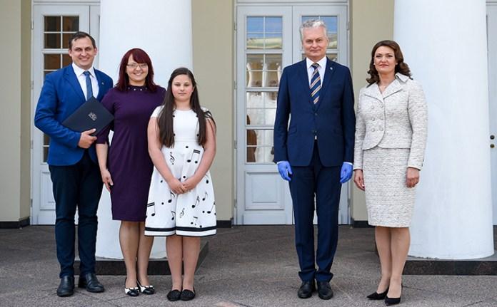 Władysław Bortkiewicz uhonorowany przez prezydenta