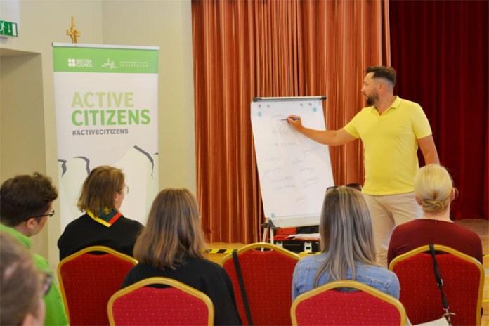 Dzień Active Citizens w rejonie wileńskim