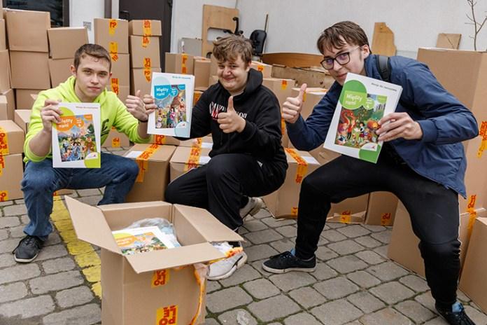 Nowe podręczniki dla polskich szkół