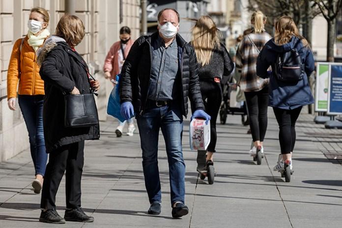 Koronawirus nadal groźny – na Litwie 139 nowych przypadków
