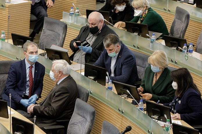 Debiuty i powroty parlamentarzystów
